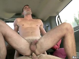 Cameron Kincade Gets His Ass Unforgettably Fucked In Gay Reality Clip